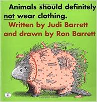 Animals Should Definitely Not Wear Clothing Book Cover