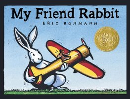 My Friend Rabbit Book Cover